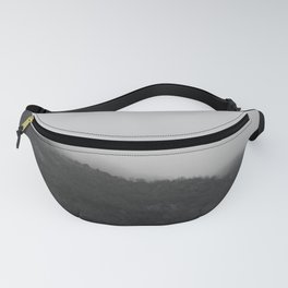 Foggy Mountains Fanny Pack