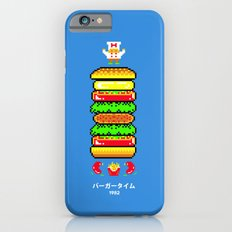 BurgerTime iPhone 6s Slim Case