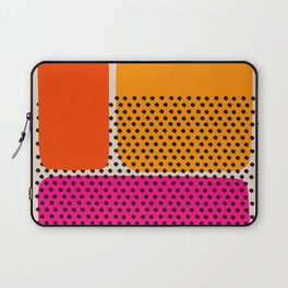 Colorful art, interior, matisse, picasso, drawing, decor, design, bauhaus, abstract, decoration, hom Laptop Sleeve