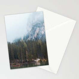 Lake Braies Stationery Cards