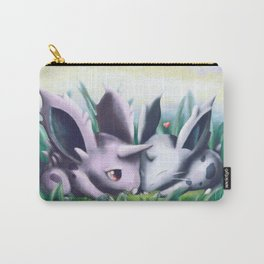 Viridian Snuggle Carry-All Pouch