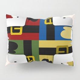 All Color Santa Pillow Sham