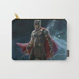 Thor Hammer, Mjolnir be worthy, Ragnarok, God of Thunder Carry-All Pouch