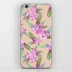 Tahitian Garden {C} iPhone & iPod Skin