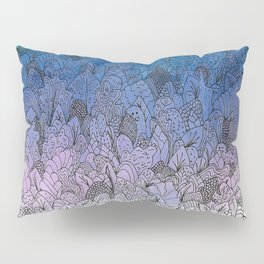 Friends in the Foliage Pillow Sham