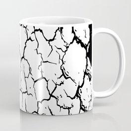 crac overlay distress effect Coffee Mug