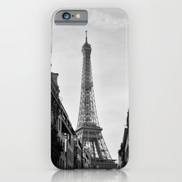 Been There, Shot That (Pt. 8 – Paris, France) iPhone Case