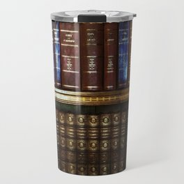 Read A Book! Travel Mug