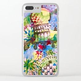 Sintra in Portgual Clear iPhone Case