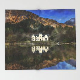 Loch Shiel Mk.2 Throw Blanket