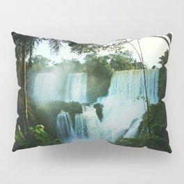 Wonderful Waterfall Pillow Sham
