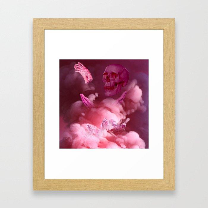 Grab the beta–c Framed Art Print