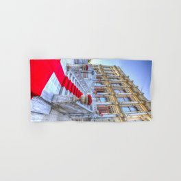 Ciragan Palace Istanbul Red Carpet Hand & Bath Towel