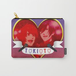 SINGING HOMOS - Tokioto Carry-All Pouch