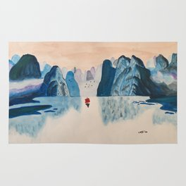 Guilin Mountains Rug