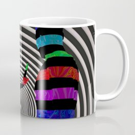 Dissension-3D Art Coffee Mug