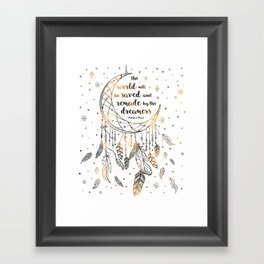 Saved and Remade Framed Art Print