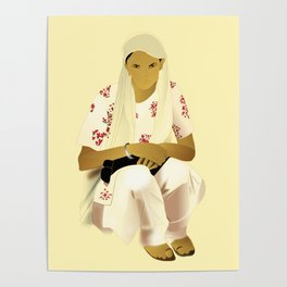 Strong Asian Mothers Poster