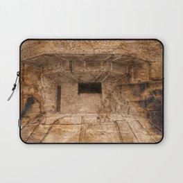 Ravaged War Bunker Laptop Sleeve