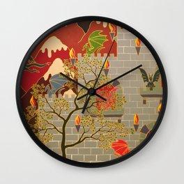 Dragons Lair Wall Clock
