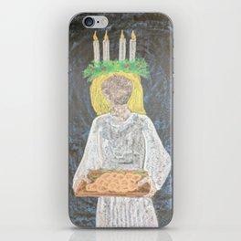 Santa Lucia iPhone Skin