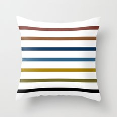 moda Throw Pillow