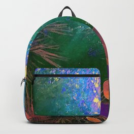 Sunlight in the Enchanted Forest Backpack