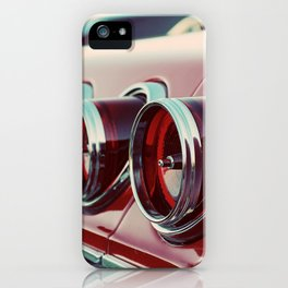 Taillights iPhone Case