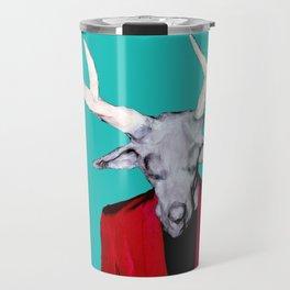 ICONOCLAST DEER MAN Travel Mug