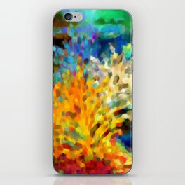 Aquarium iPhone Skin