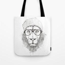 Tote Bag - Lion Tote by VIDA VIDA
