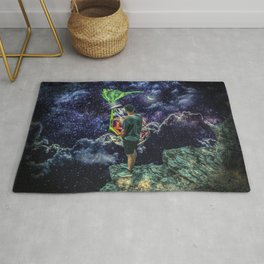 Conserving The Idea Of Nature  Rug