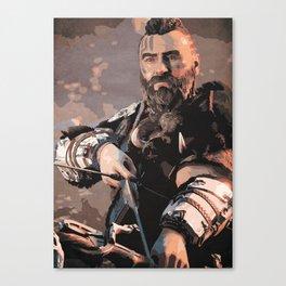 Rost Canvas Print
