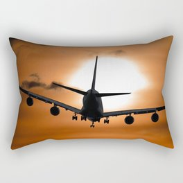Airplane Rectangular Pillow