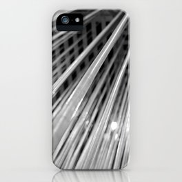 Warp Speed iPhone Case