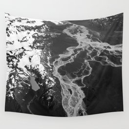 Glacial 1 Wall Tapestry
