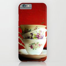 Vintage Tea Slim Case iPhone 6s