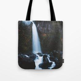 Dawson Falls Tote Bag