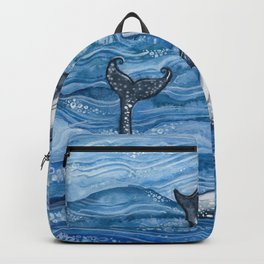 Dolphin Play Backpack