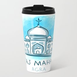 Agra 02 Travel Mug