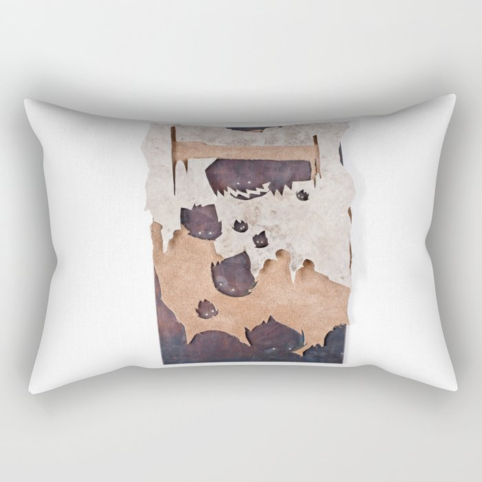 Nightmare Rectangular Pillow