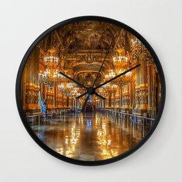 Opera House Wall Clock