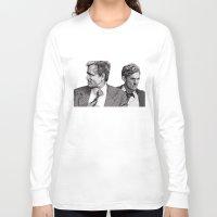 true detective Long Sleeve T-shirts featuring True Detective by Rik Reimert
