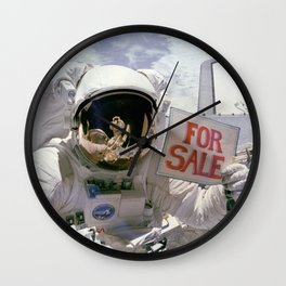 For Sale Wall Clock