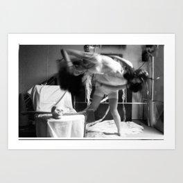 insomnia 02 Art Print