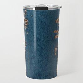 Broken trousers and shirts Travel Mug