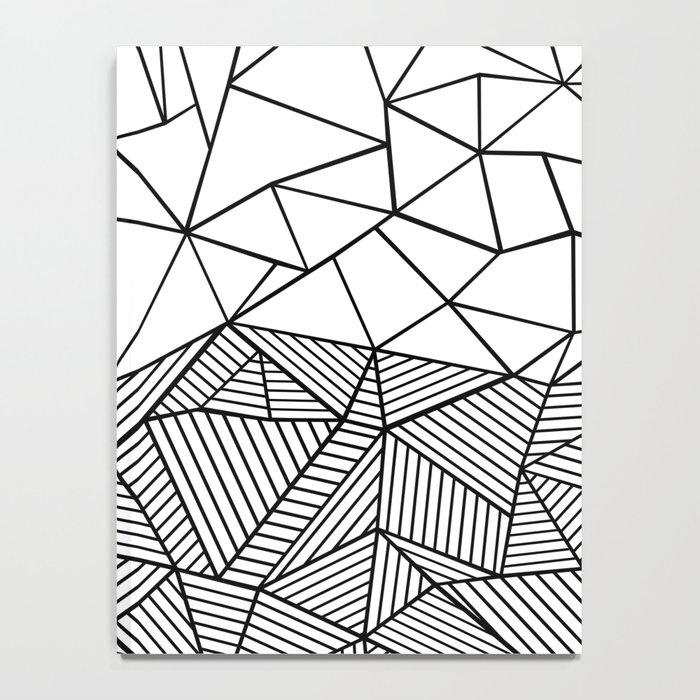 Ab Half n Half Notebook