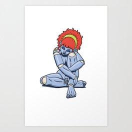 D011.56 Art Print