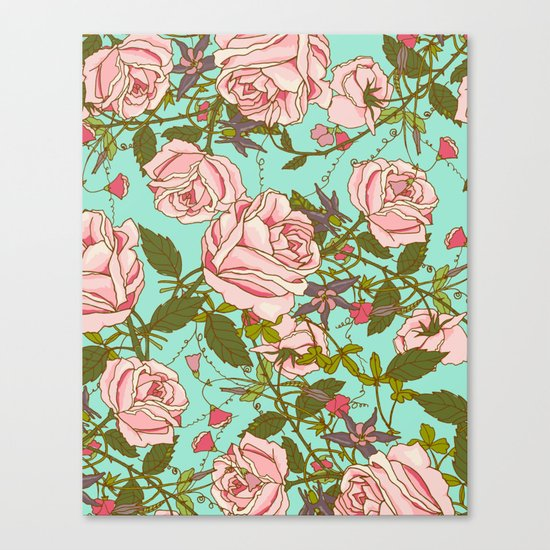 Beauty #society6 #decor #buyart Canvas Print