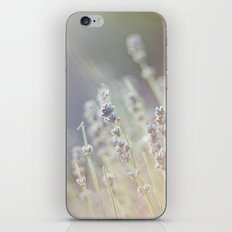 A touch of life iPhone & iPod Skin